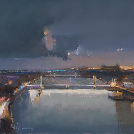 Goodnight Moon, Albert Bridge