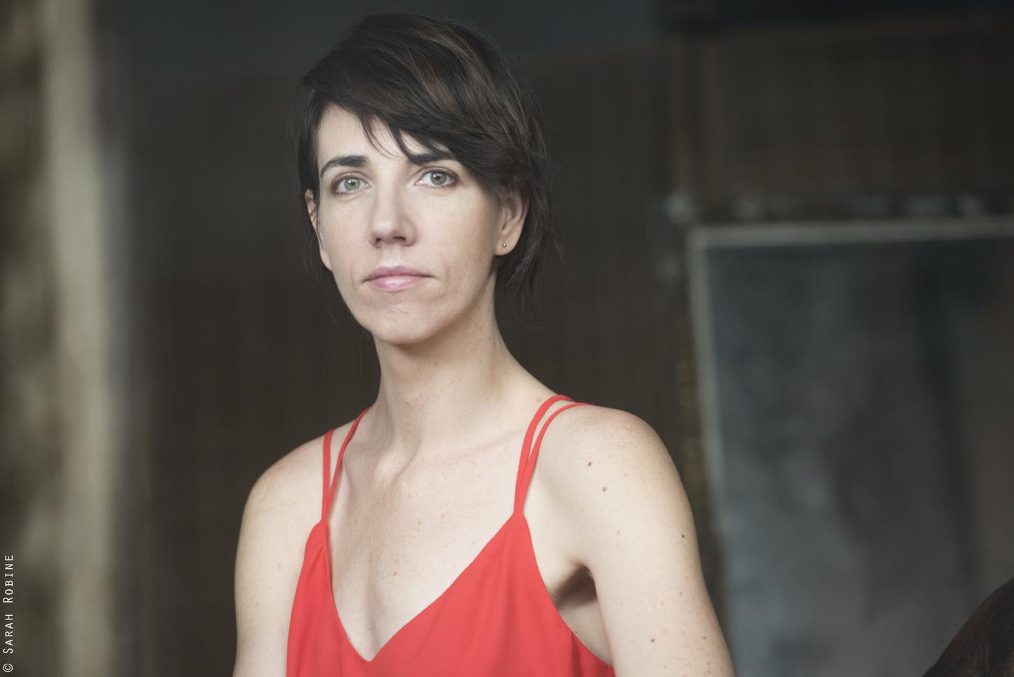 Sandrine Delsaux - comédienne 35-40