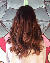 Copper and caramel balayage highlight from last week 😍.jpg
