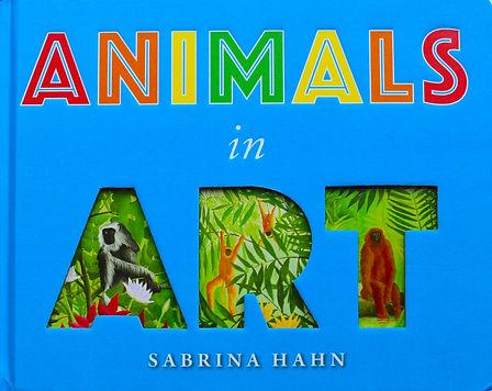 Animals in Art by Sabrina Hahn