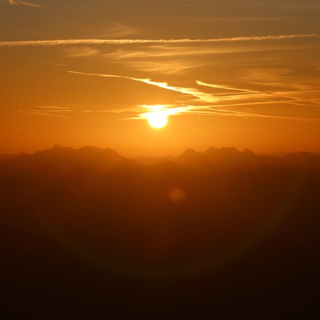 Guten Morgen - schöner Morgen