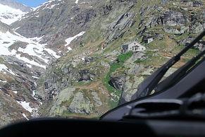 Graubünden, Zapport