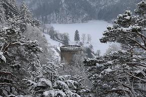 Graubünden, Guschaturm, Luzisteig