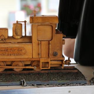 Holzmodell