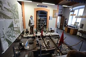 Eisenbahnmuseum Veynes