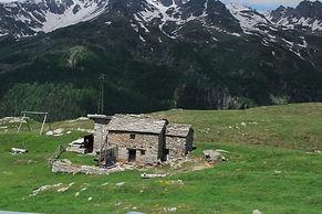 Graubünden, Splügenpass