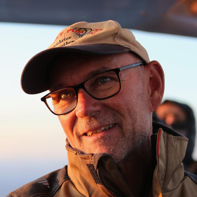 Unser Pilot: Eugen Nussbaumer