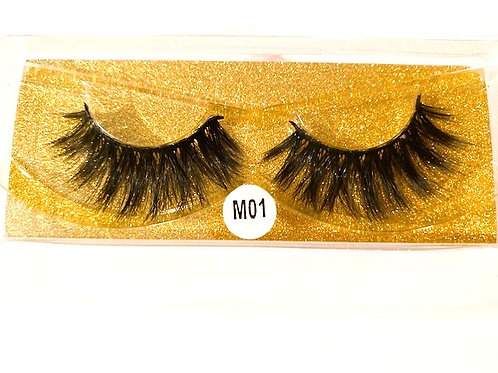 Pretty Minks Collection - M01