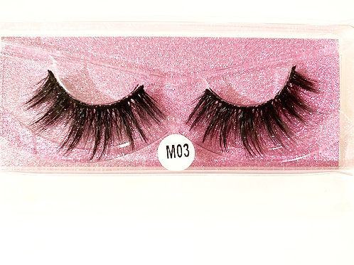 Pretty Minks Collection - M03
