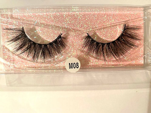 Pretty Minks Collection - M08