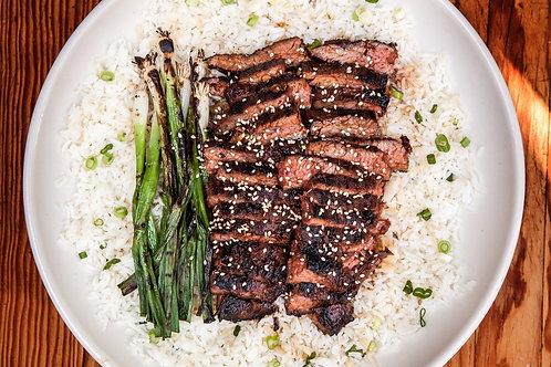 Steak Teriyaki Dinner
