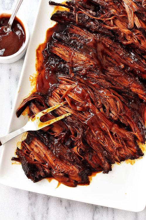 BBQ beef Brisket Dinner