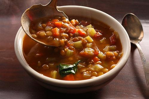 Side Lentil Soup