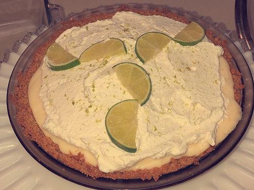 Side Key Lime Pie