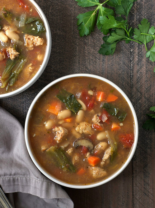 Escarole & Chicken Soup