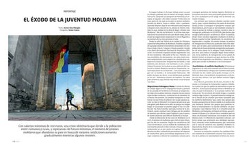 L'éxode de la jeunesse moldave. 7K