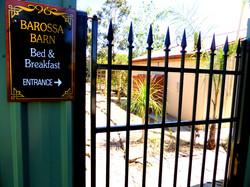 B&B Entrance Gate