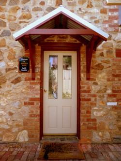 B&B Cottage Door