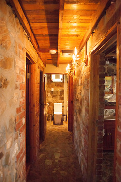 Downstairs Hallway View