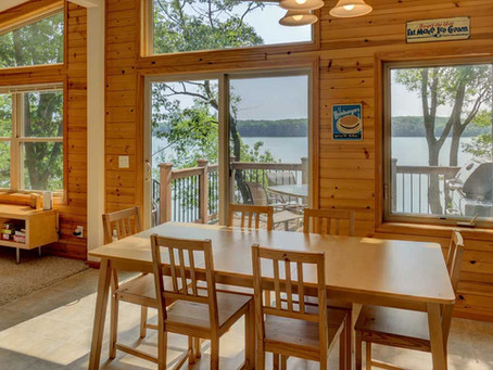 Multiple offers over asking!!! Call Ryan today to find out what your cabin could go for!