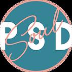 Paper Soul Design Round Social Logo