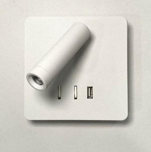 LED bedside wall Light 9019