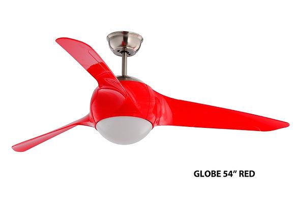 """Designer LED fan - GLOBE 54"""" (Fanco)"""