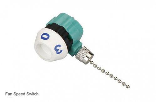 Fan speed switch