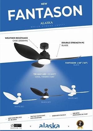 "Alaska Fantason - 46"" / 52"" (DC)"