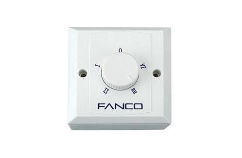 Fanco Regulator (3 or 4 speed)