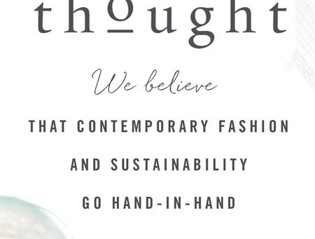 Sustainable Fashion: Thought Clothing