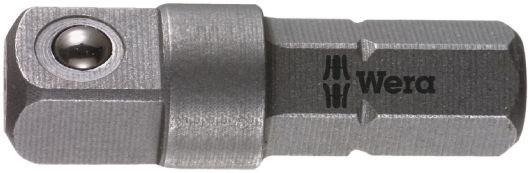 Adaptateur carré 1/4'' x 25mm WERA