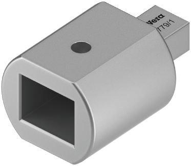 Adaptateur pour Embout 9x12mm WERA