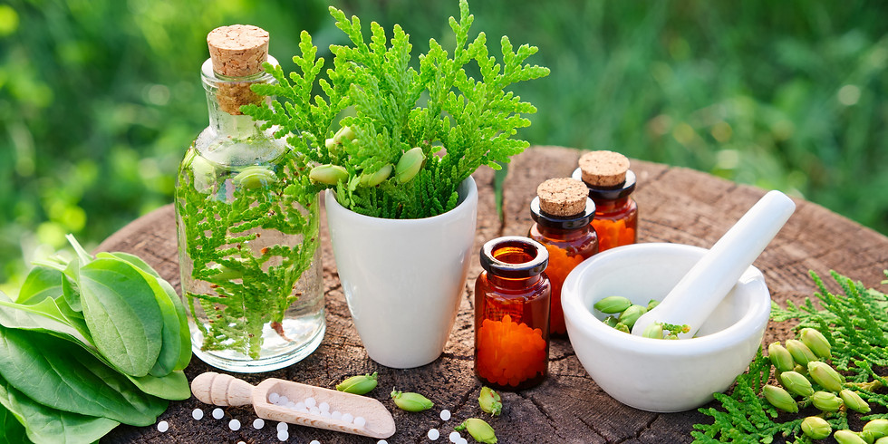 Complimentary Homeopathy Consultation Sessions - JULY