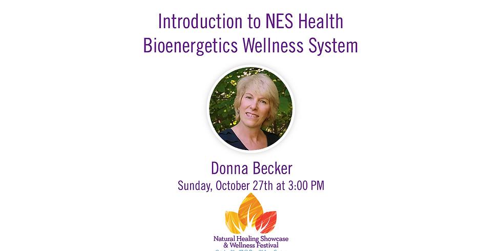Introduction to NES Health Bioenergetics Wellness System