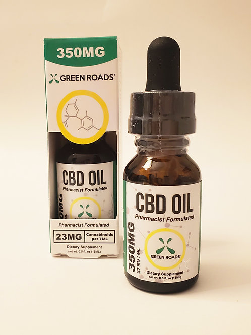 Green Roads CBD Oil 350mg