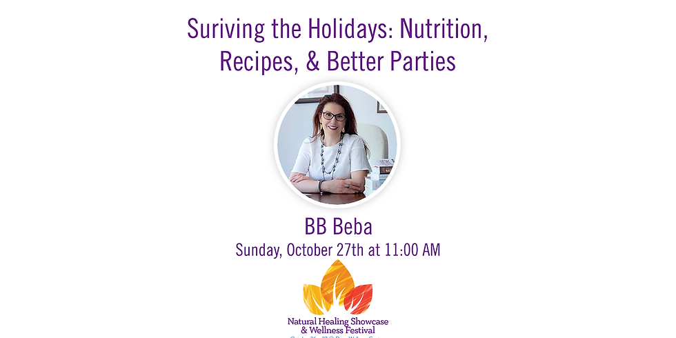 Surviving the Holidays: Recipe Swaps, Nutrition, & Better Parties