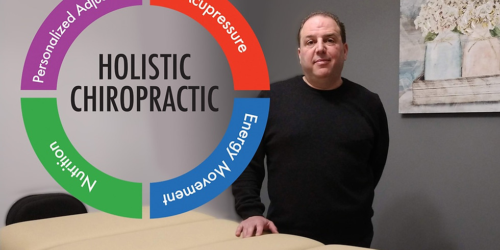 Free Consultation ($135 value) with Dr. Caruso - Holistic Chiropractor