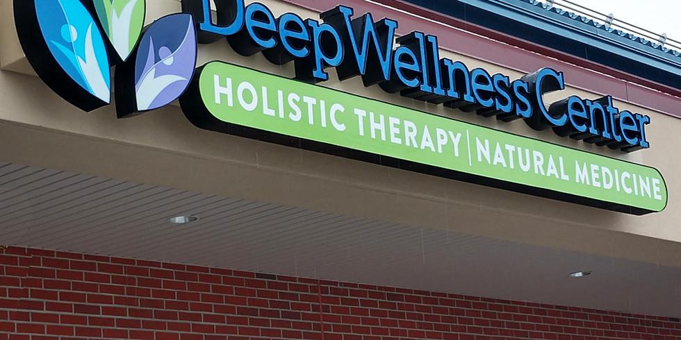 Grand Opening! Deep Wellness Center