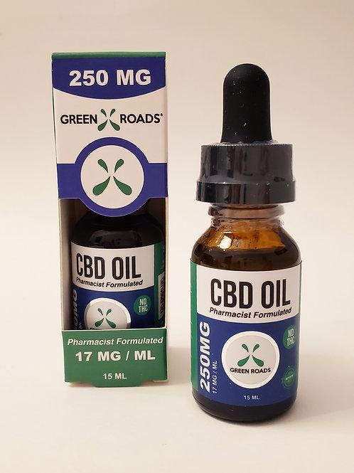 Green Roads CBD Oil 250mg