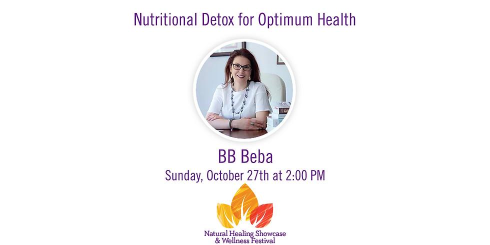 Nutritional Detox for Optimum Health