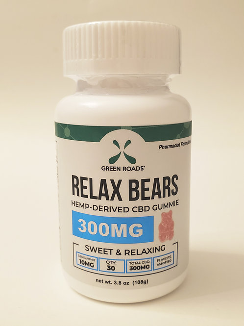 CBD Relax Bears 300mg
