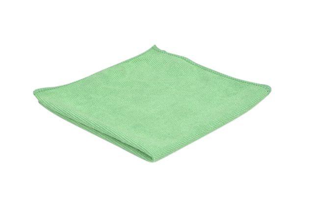Microfasertuch Flexi grün / Pack à 10 Stk.