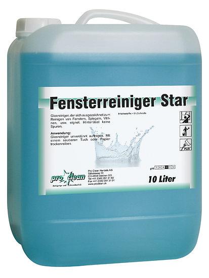 Fensterreiniger Star / Kanister à 10 Liter