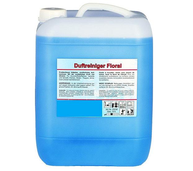 Oberflächenreiniger Floral / Kanister à 10 Liter