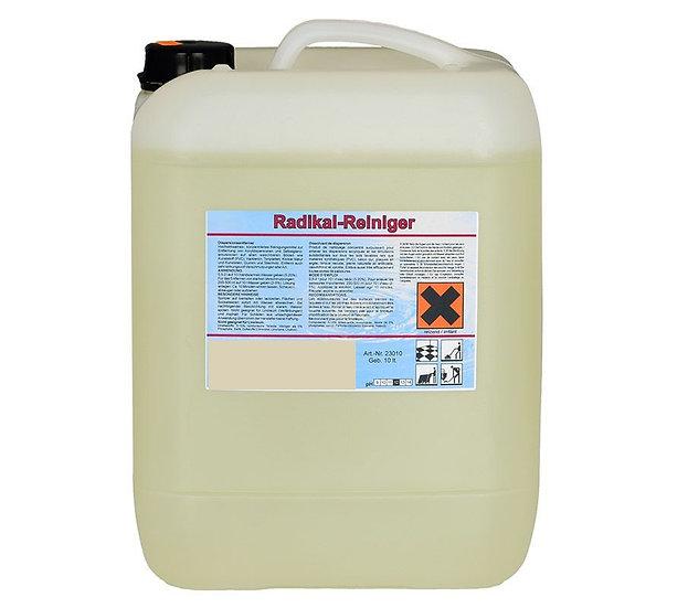 Radikal-Reiniger / Kanister à 10 Liter