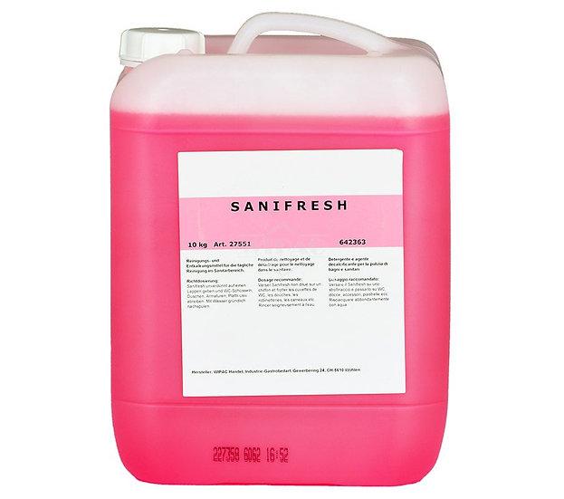 Sanitärreiniger / Kanister à 10 Liter