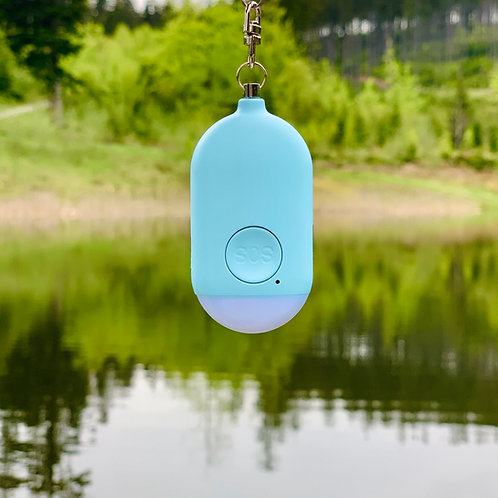 Loud & Safe BLUE Alarm Osobisty