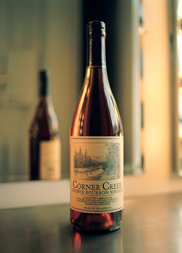 Corner Creek Fine Bourbon Whiskey