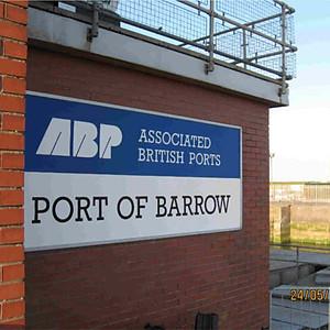 ABP Barrow Docks